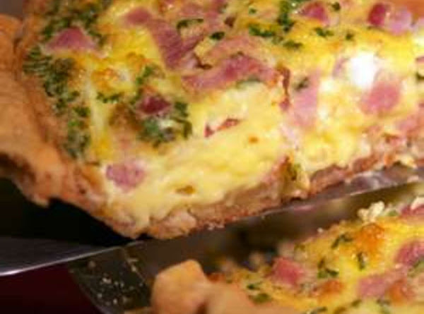 Ham Quiche Recipe