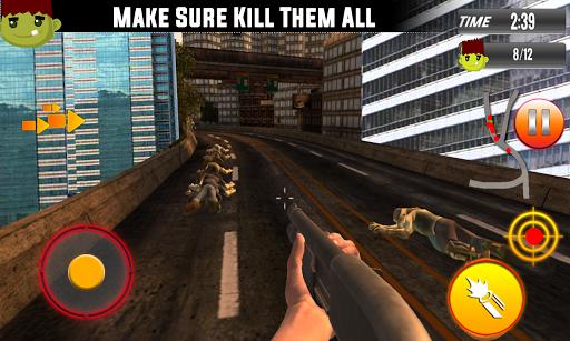 Marrveil Zombie City Force  captures d'u00e9cran 2
