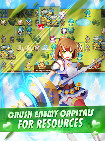 Cutie Riot - Anime Girls Clash 1.0.65 screenshot 833522