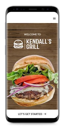 kendall's grill screenshot 1