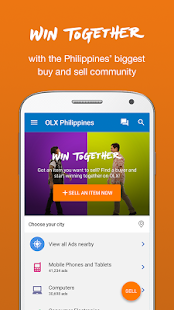 OLX Philippines Buy and Sell- screenshot thumbnail