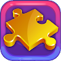 World of puzzles - best classic jigsaw puzzles APK icon