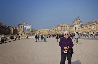 Photo: Donna at Versailles