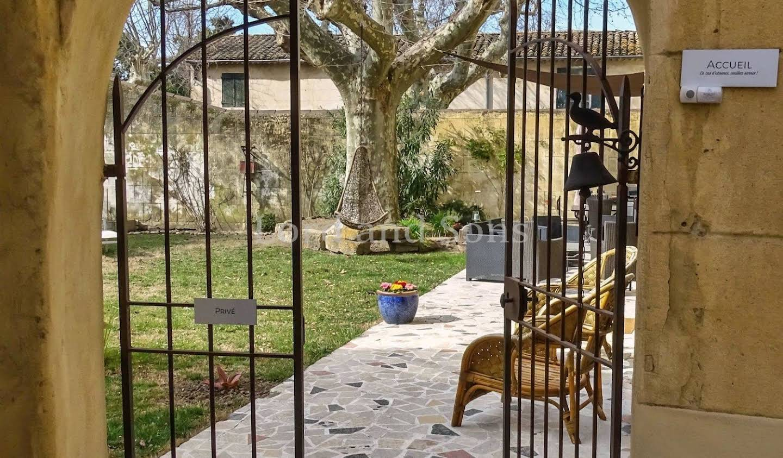 Maison avec piscine et terrasse Montfavet