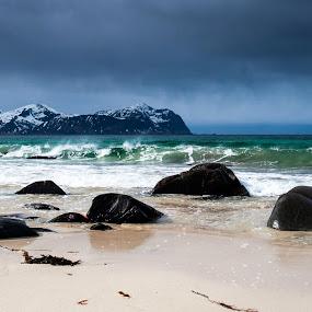 © Vlad Popescu www.vladpopescu.zenfolio.comVikten - Lofoten (Norway) by Vlad Popescu - Landscapes Beaches