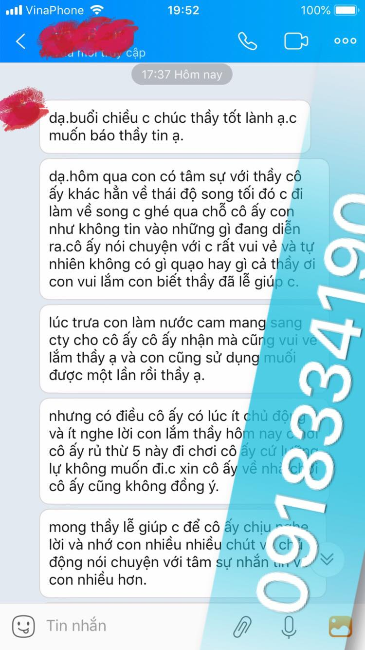 Thầy bùa yêu ở Lạng Sơn