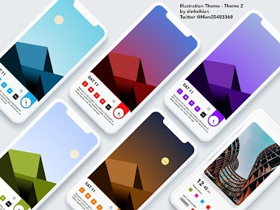 Illustration Theme for KLWP 2020.Apr.11.14 Paid Latest APK Free Download 2