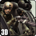 SWAT Helicopter Mission Hostil icon