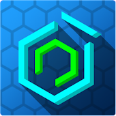 Poly Crack: Super Hexagon Puzzles