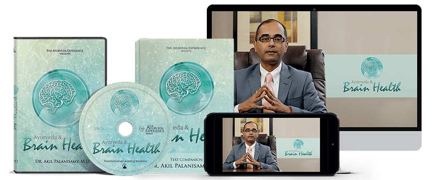 Ayurveda & Brain Health - the Platinum Package