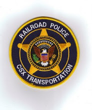 Photo: CSX Railroad Police