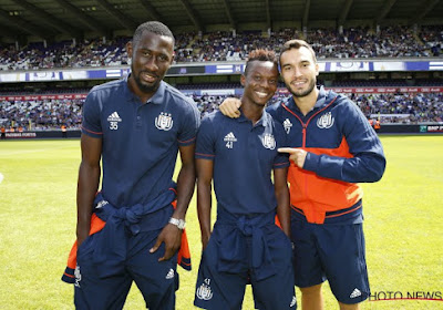 """Emmanuel Sowah salue le Sporting d'Anderlecht: """"Une fierté d'avoir porté ses couleurs"""""""