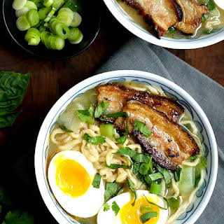 Pork Belly Ramen.