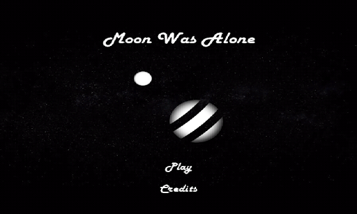 Moon Was Alone