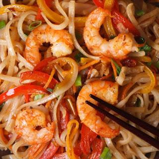 Spicy Chinese Shrimp Recipe