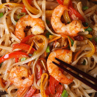 Spicy Chinese Shrimp.