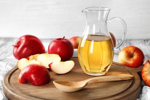 سرکه سیب برای شوره سر