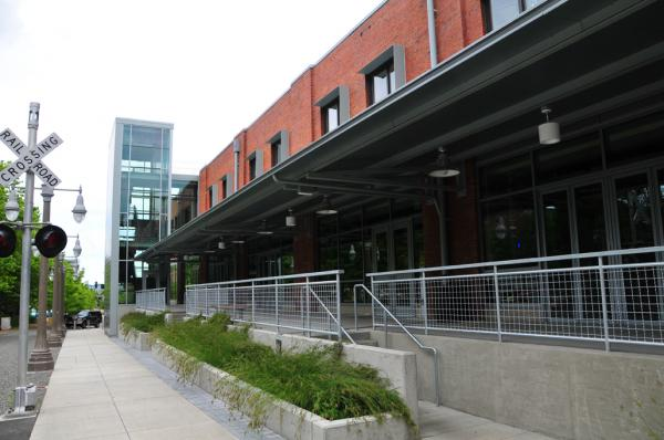 University of Washington: Tacoma's new LEED certified Joy Building