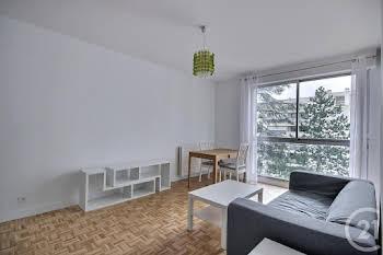 Appartement meublé 2 pièces 40,17 m2