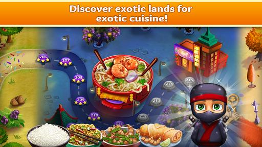 Cooking Tale скачать на планшет Андроид