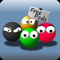 Pods Free icon