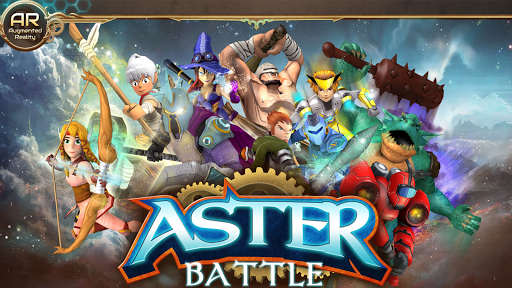 Aster Battle  gameplay   by HackJr.Pw 1