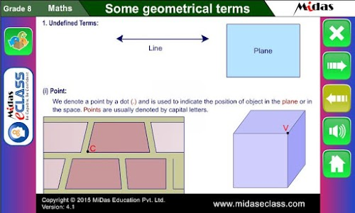 MiDas eCLASS Maths 8 Demo screenshot 10