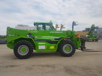 Picture of a MERLO P 120.10 HM