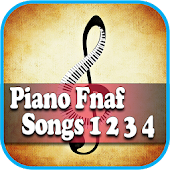 Piano Fnaf Songs 1 2 3 4
