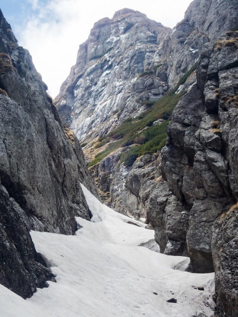 Valea Mălinului, Valea Priponului (Munţii Bucegi)