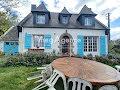 Maison 5 pièces 87m² Saint-Hernin