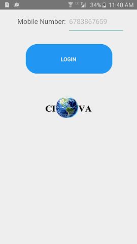android CiVa Screenshot 2