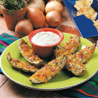 Weight Watchers Crispy Chipotle Potato Skins.
