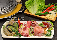 """黃""""오빠""""Oppa & Bar烤肉"""