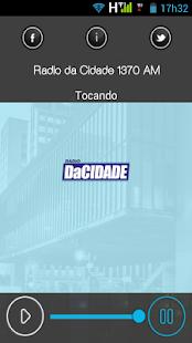 Rádio da Cidade 1370 AM - náhled