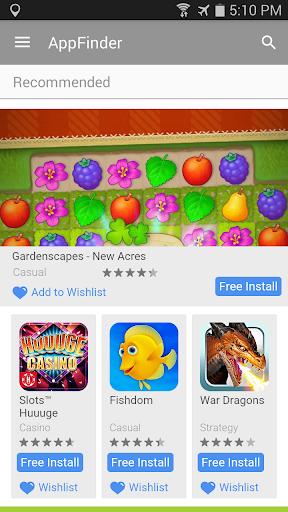 AppFinder by AppTap screenshot 2