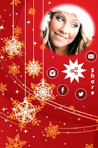 Christmas Photo Frame Editor screenshot 6