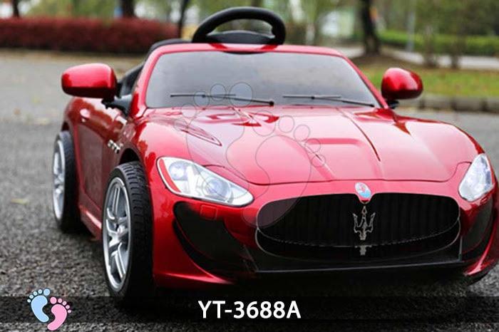 Xe Oto điện cho bé Maserati YT-3688A 8