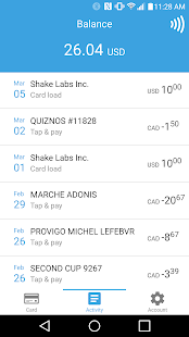 Shakepay- screenshot thumbnail