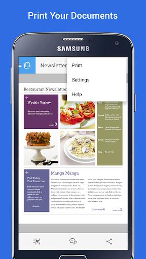 Samsung Print Service Plugin screenshot 3