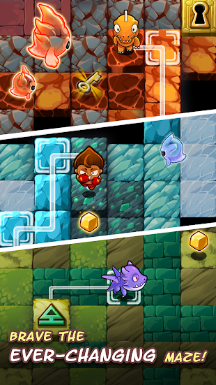 Caveboy GO- screenshot thumbnail
