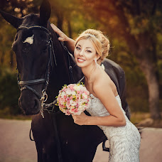 Wedding photographer Irina Bakach (irinabakach). Photo of 15.10.2014