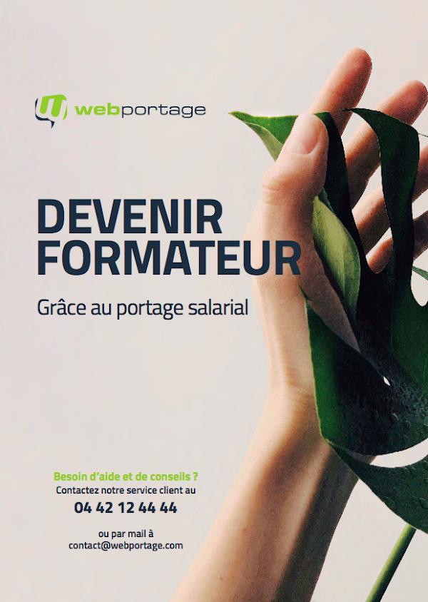 Couverture Livre Blanc WP - devenir formateur portage salarial