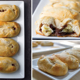 Banana Nutella Biscuits.