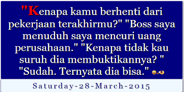 Humor Lucu - Indonesian Jokes screenshot 2