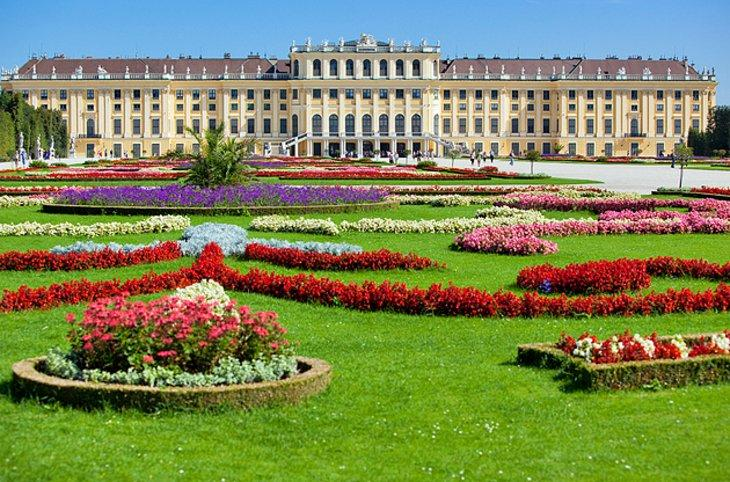 Image result for schonbrunn palace images