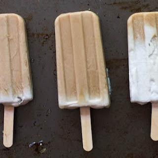 Lavender Chai Latte Popsicles [Vegan, Gluten-Free]
