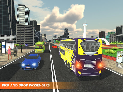 EURO BUS DRIVING SIMULATOR 2019  captures d'écran 1