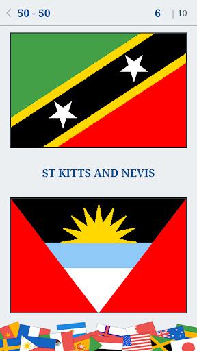 The Flags of the World u2013 Nations Geo Flags Quiz 4.9 screenshots 20