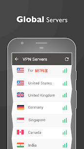 VPN Proxy Master lite – free&secure VPN proxy App Download For Android 3